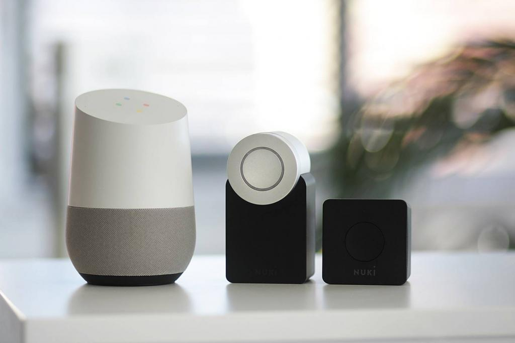 Google Voice smart speakers